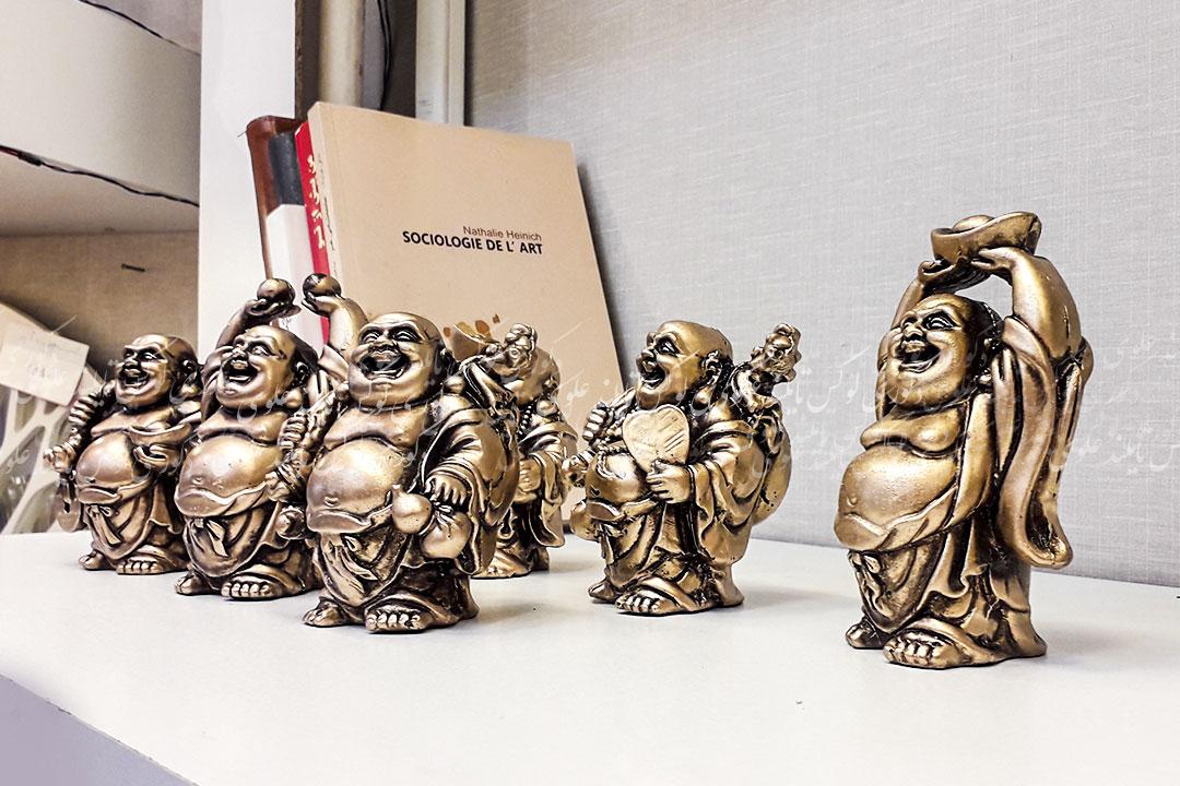 مجسمه بودا فنگ شویی