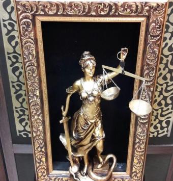 تابلو عدالت