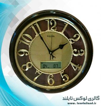 ساعت دیواری ولدر ۵۱۸ تقویم دیجیتال