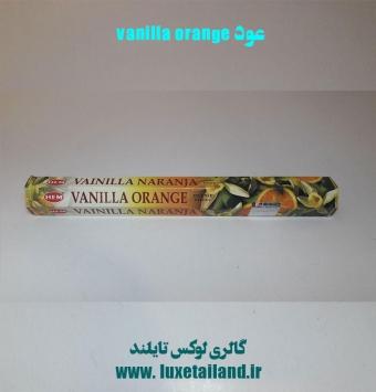 عود vanilla orange